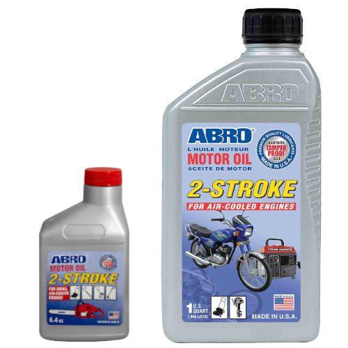 ABRO alyva dvitakčiam varikliui 1
