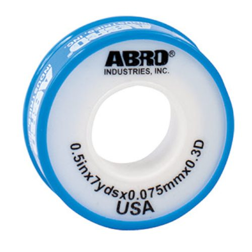 ABRO PTFE Thread Seal Tape - Santechninė juosta 1