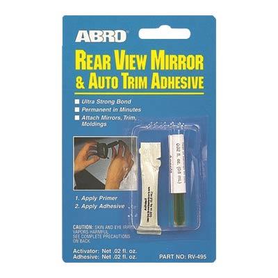 ABRO RV-495 Klijai veidrodėliams