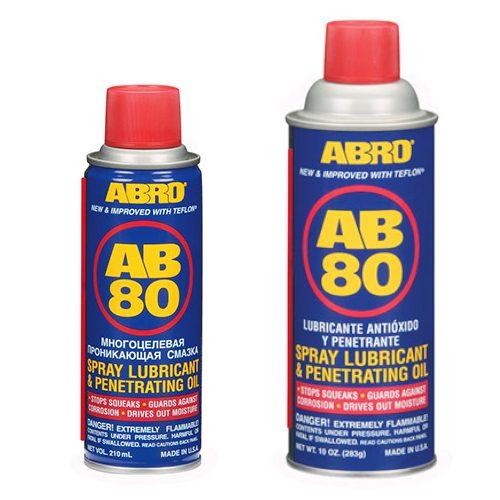 ABRO AB-80 skvarbi alyva 1
