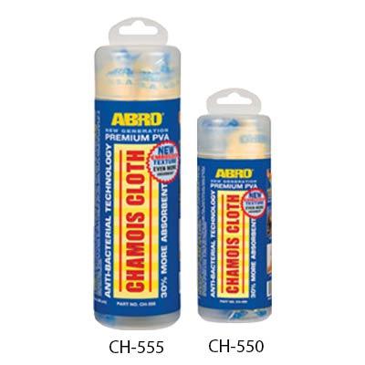 ABRO CH-550 ir ABRO CH-555 šluostės vandens lašams surinkti