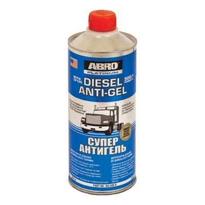 ABRO DA-500-R Dyzelinio kuro priedas (anti-gel)