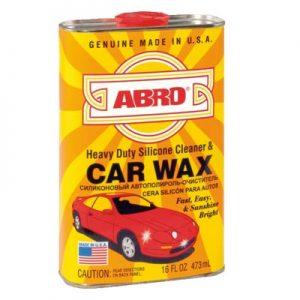 ABRO SW-300 spalvos atnaujintojas-polirolis-vaškas (silikoninis)