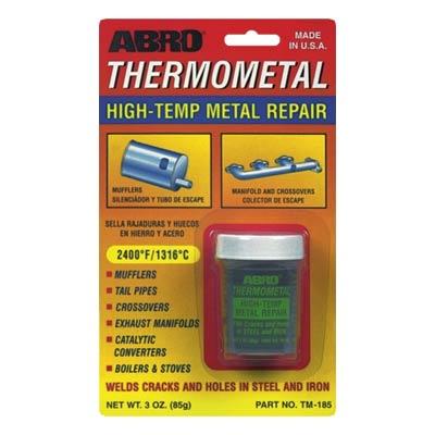 ABRO TM-185 klijai – termometalas