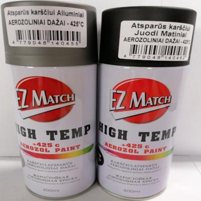 EZ Match aerozoliniai aukštos temperatūros dažai 1