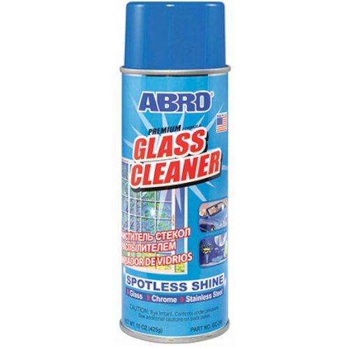 ABRO Glass Cleaner - stiklų valiklis 1