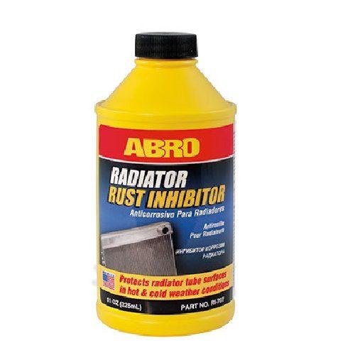 ABRO Radiatoriaus apsauga nuo rūdžių 1