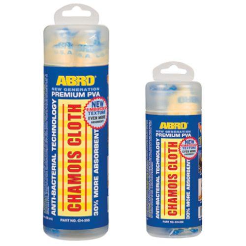 ABRO Chamois Cloth - šluostė vandens lašams surinkti 1